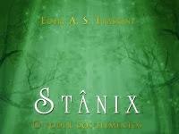 """Nova parceria: """"Stânix  - O poder dos elementos do escritor nacional Eder A. S. Traskini"""