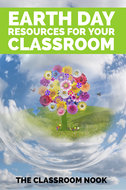 Check out these Earth Day resources to use in your elementary classroom