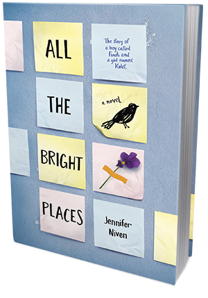 Bookish Lifestyle All The Bright Places By Jennifer Niven Review