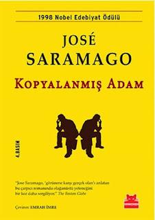 Bodoslamadan Kitap: José Saramago - Kopyalanmış Adam