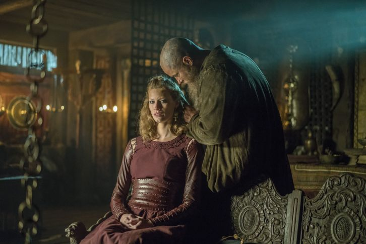 Vikings - Episode 4.12 - The Vision - Promo, Sneak Peek, Interviews, Promotional Photos + Press Release