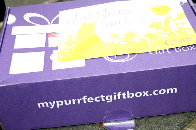 My Purrfect Gift Box  - Unique cat lover gift box