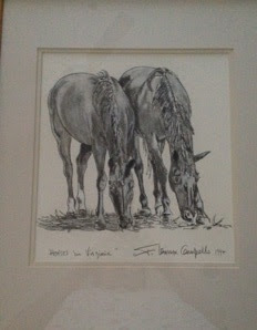 Horses in Virginia, 1994 F Lennox Campello