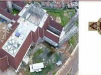 Benarkah Masjid Raya Jakarta Mirip Salib ? Ini Fakta Yang Sebenarnya