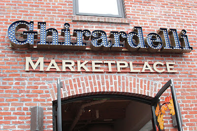Ghirardelli Marketplace San Francisco 20th Annual Chocolate Festival