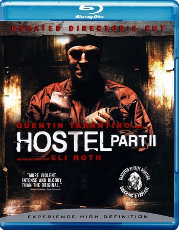 Hostel Part II 2007 UNRATED Dual Audio 480p BluRay 300mb