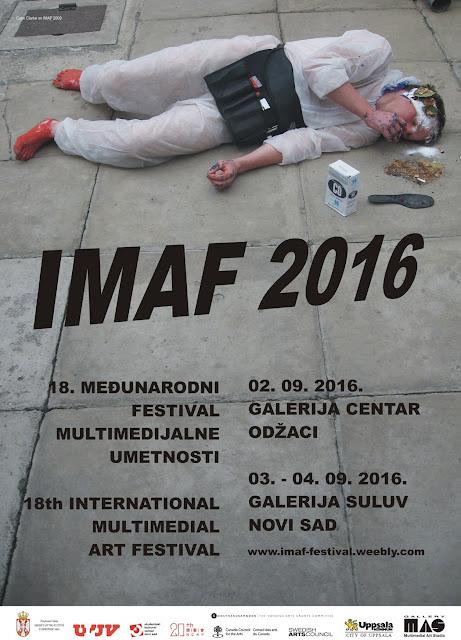 Program 18. Međunaronog festivala multimedijalne umetnosti