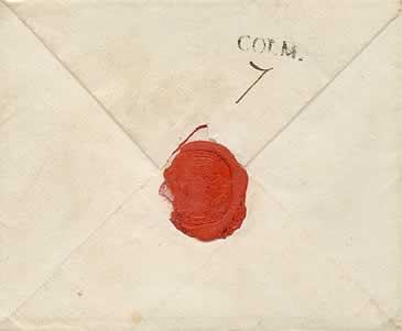 Amicale philatelique et marcophile colmarienne les d buts de la poste fran aise colmar - Port irlandais en 7 lettres ...