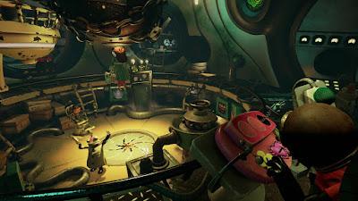Psychonauts in the Rhombus of Ruin Game Screenshot 1