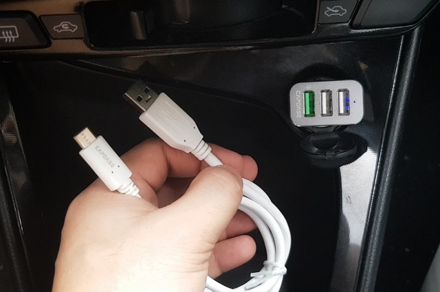 Capdase USB Type C Cable