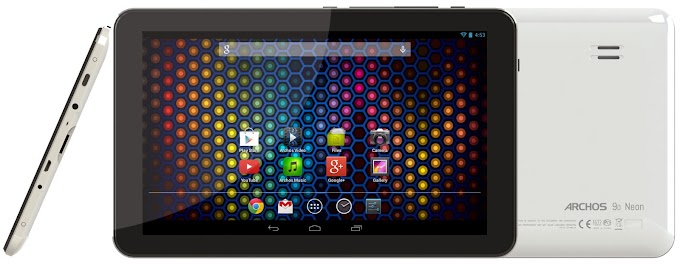 Affordable Archos Neon tablets announced