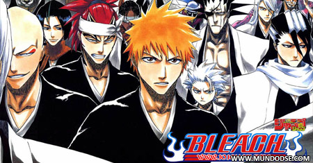 Bleach Top 10