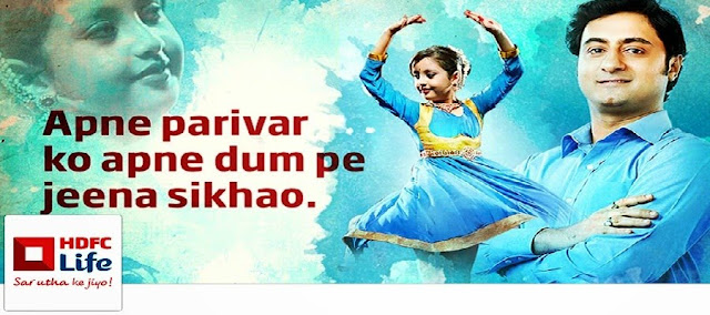 Learning Life Lessons From A Little One with HDFC Life
