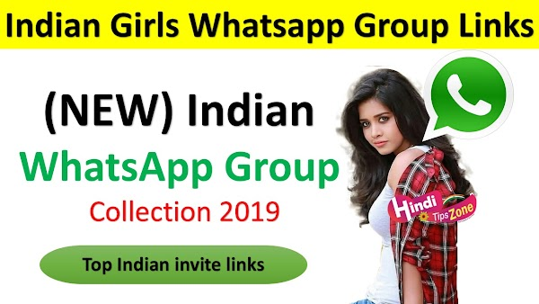 ( Latest 2019 ) Girls Whatsapp Group Links | Indian Whatsapp Group Links