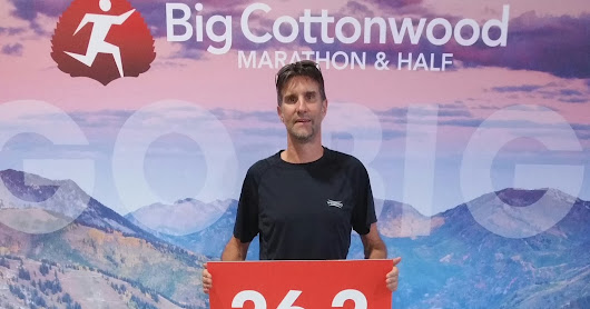 Revel Big Cottonwood Marathon
