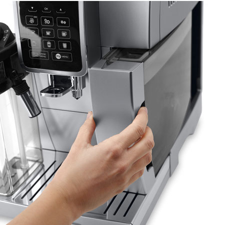 Bean To Cup Coffee Machine With Separate Bean Compartment