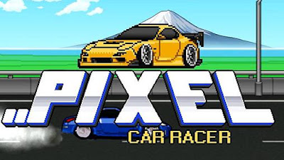 Pixel Car Racer MOD APK v1.1.7 for Android HACK Unlimited Money Update Terbaru 2018 - JemberSantri