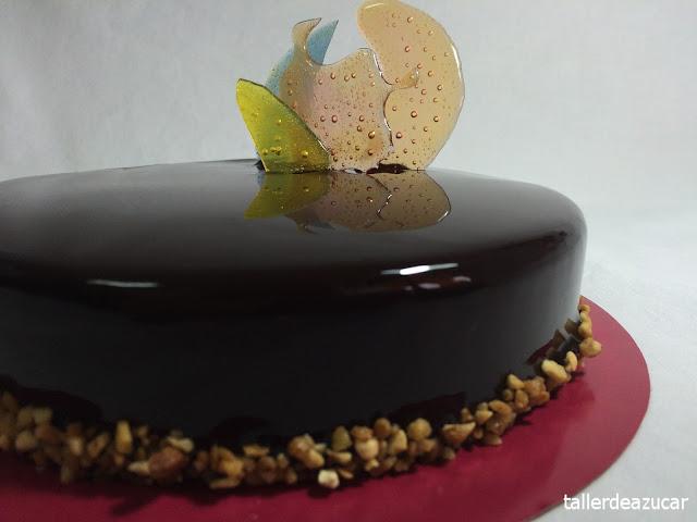 Tarta Miró - Taller de azúcar