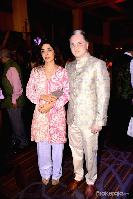 gautam-singhania-cmd-raymond-group-with-his-wife