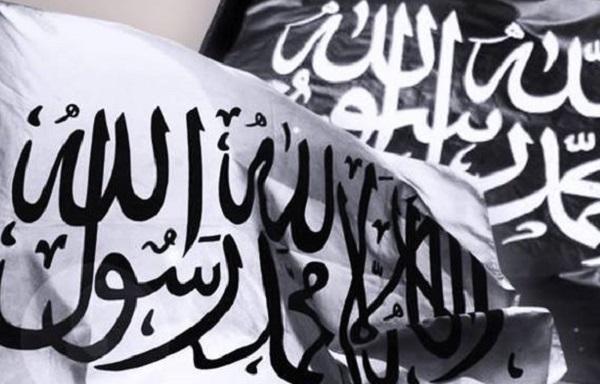 Dusta Pengasong Khilafah Soal Bendera Ar-Raayah dan Liwaa' Bertuliskan Kalimat Tauhid