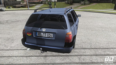 Download , Mod , Car , Carro , Volkswagen Golf Mk3 Variant para GTA San Andreas, GTA SA , Jogo , PC