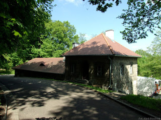 wartownia garaż zamek przegorzały