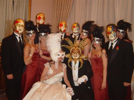 A Memory Lane Event And Wedding : Costume Parties