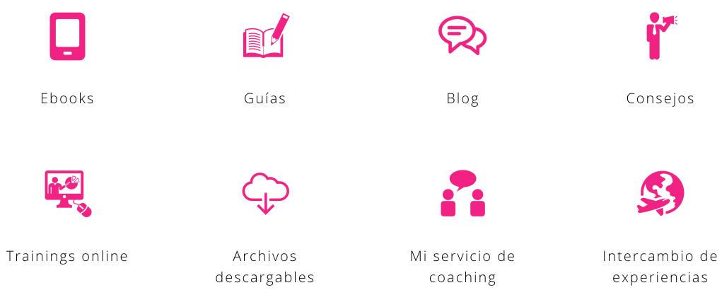 iconos gratuitos blog