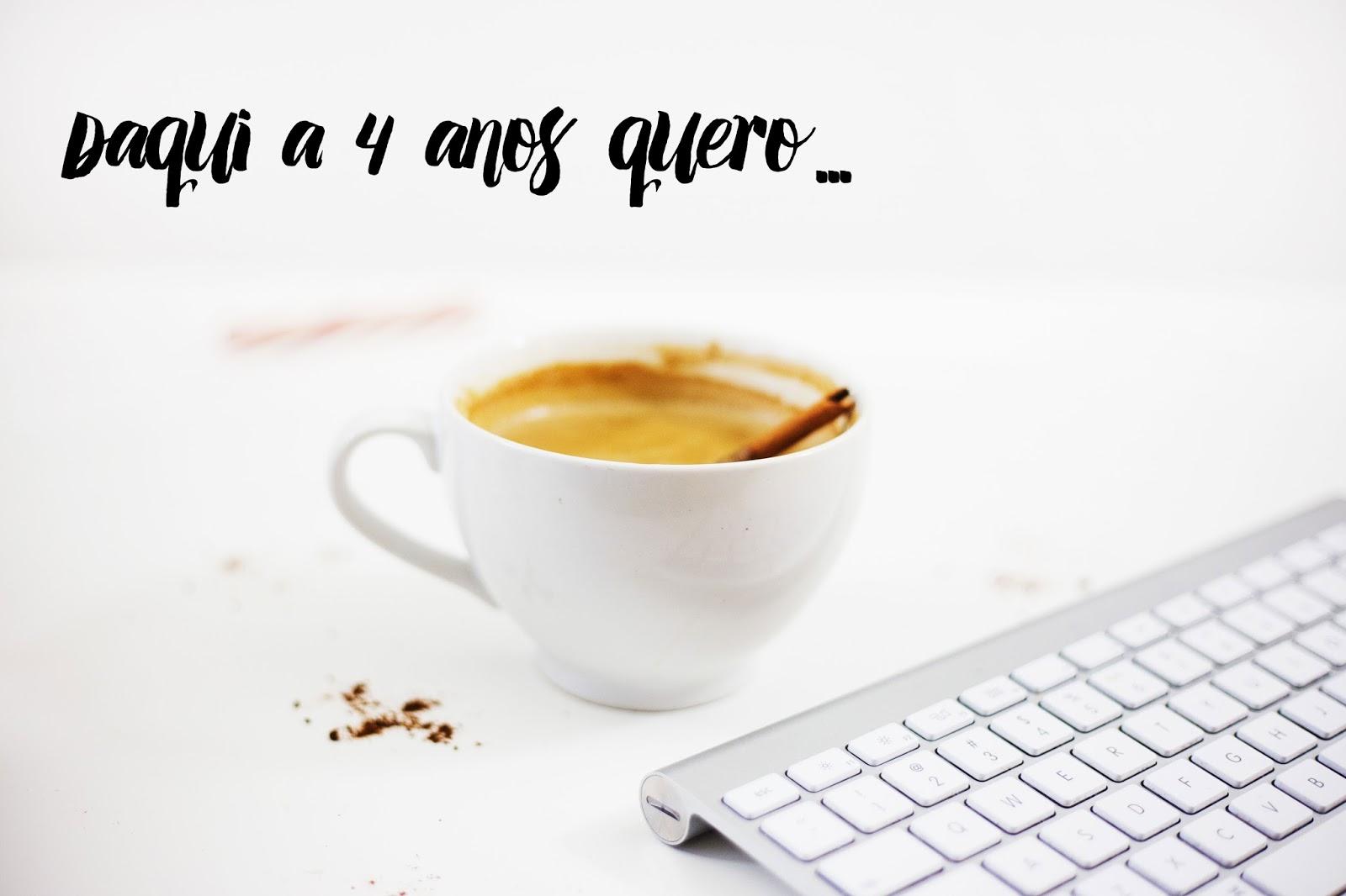 Desejos para o blog Daydreams daqui a 4 anos