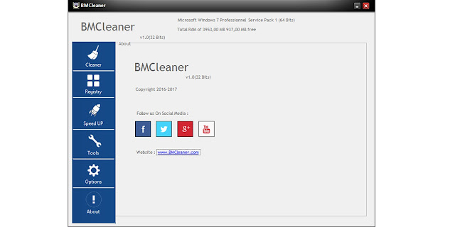 BMCleaner - Full Application Source Code