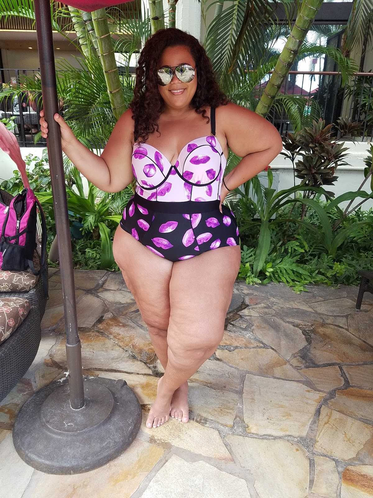 Hawaiian bbw