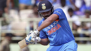 IND vs WI LIVE: Rohit Sharma's Fifty, India 150 runs closer