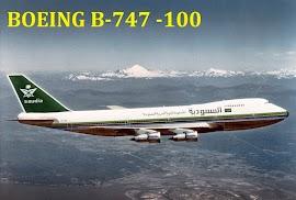 BOEING B-747 -100