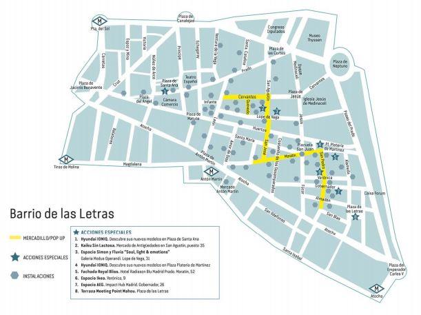 mapa decorAcción 2017