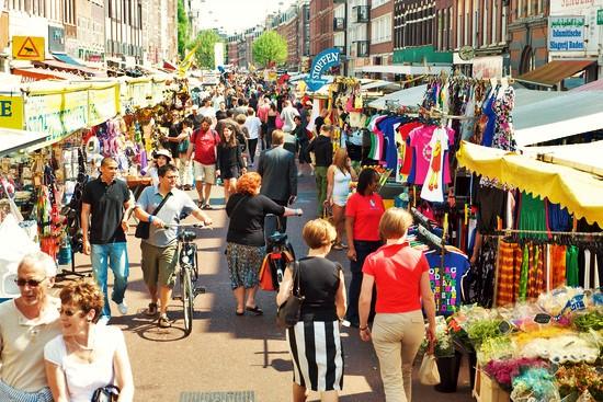 Albert Cuyp Market amsterdam