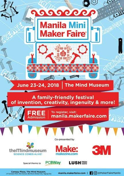 Discover the art and science behind diy at the 2 day manila mini discover the art and science behind diy at the 2 day manila mini maker faire solutioingenieria Image collections