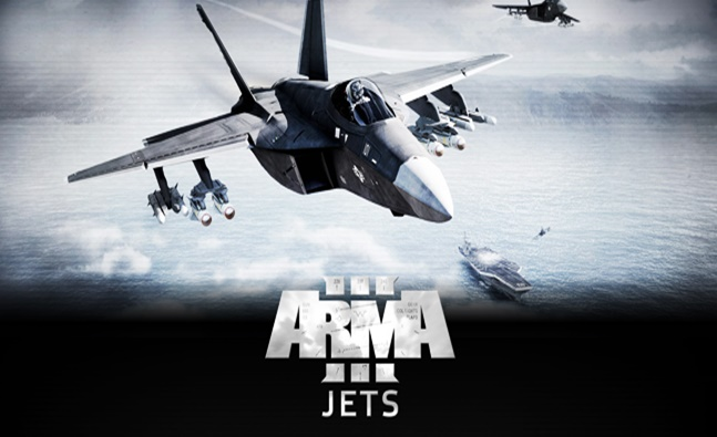 ARMA 3 JETS-CODEX