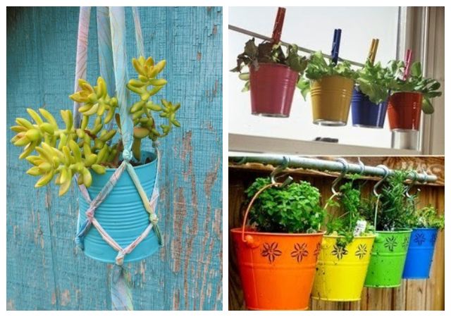 HANGING PLANTER IDEAS
