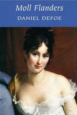Portada libro Moll Flanders descargar pdf gratis