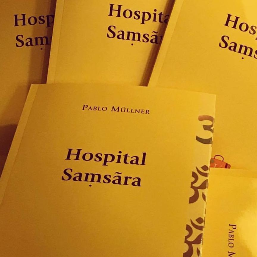 Hospital Samsara      (Viajera Editorial, 2015)