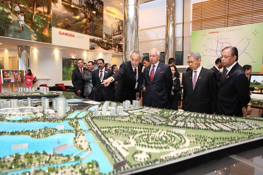 Giới thiệu chủ đầu tư Gamuda Berhad và Gamuda Land