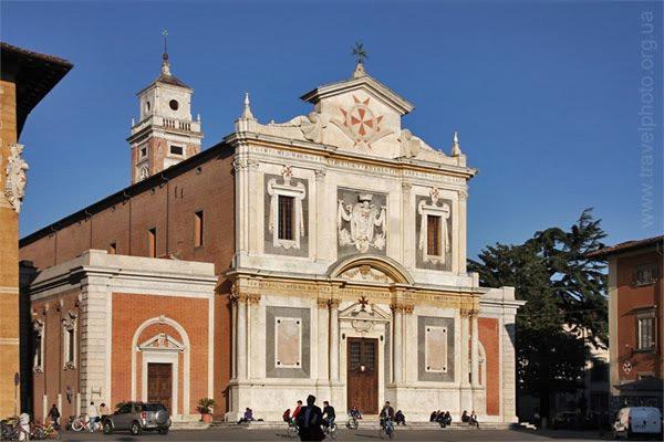 Церковь мальтийского ордена, Пиза