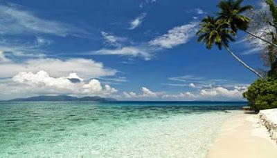 Pantai Kepulauan Anambas