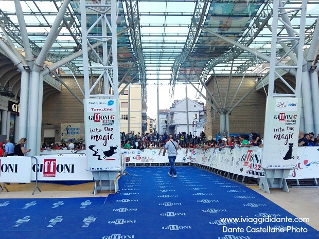 Giffoni Blu Carpet