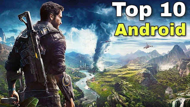 Top 10 Best Android Games 2019 HD May (With Download Links)