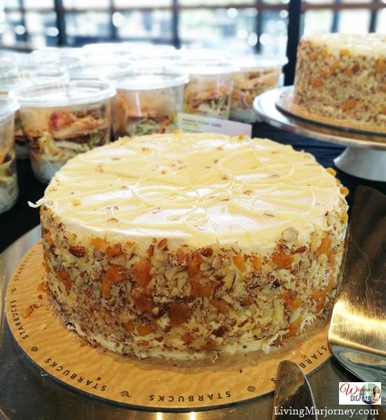 Mango Float cake