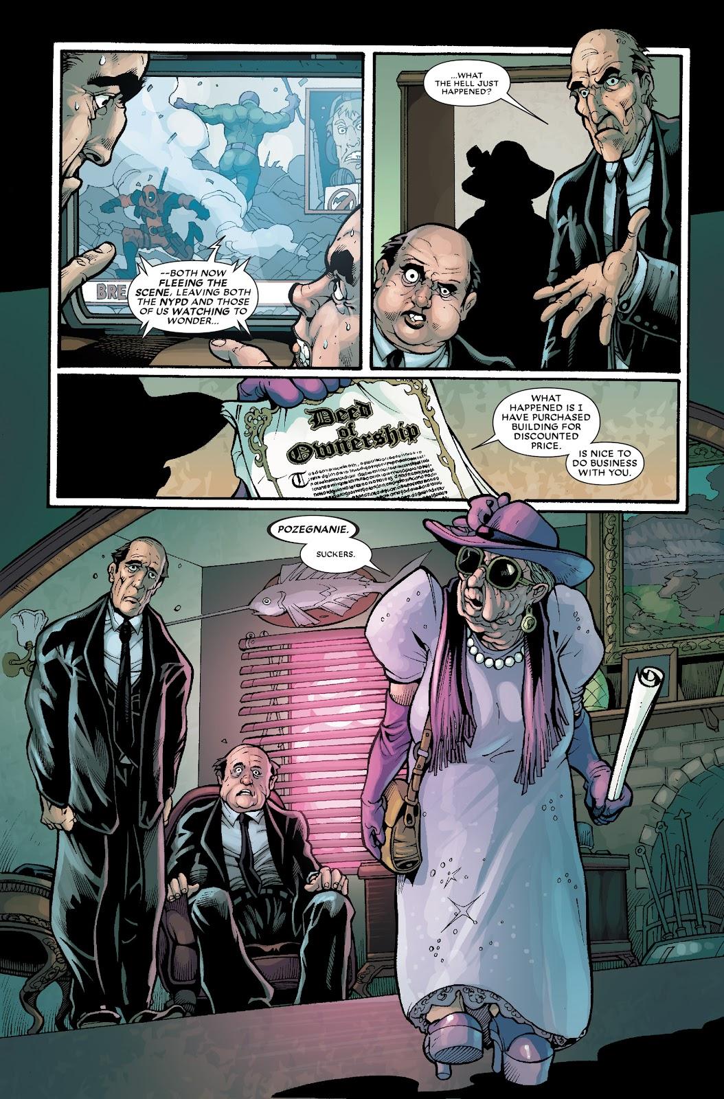 Read online Deadpool (2008) comic -  Issue #33.1 - 20