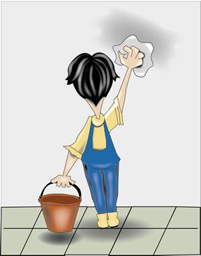 Aprendiendo habitos de higiene higiene en nuestro hogar - Trabajo para limpiar casas ...