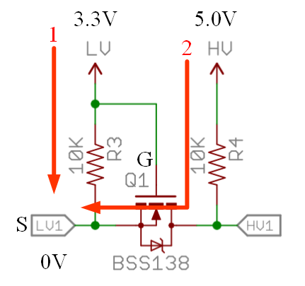 electronic too free: Reading schematic - Sparkfun ...