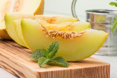 Konsumsi biji melon ternyata baik bagi kesehatan Manfaat biji melon bagi tubuh manusia